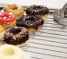 Donuts caseros con masa fermentada