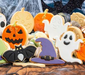 Galletas y Cupcakes de Halloween (VALENCIA)