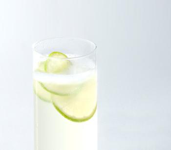 Espuma de zumo de lim n natural - Espuma de limon ...