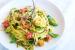 Verduras en Espiral: en Ensalada y al Vapor