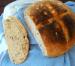 Pan de payés casero