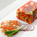 Pasteles fríos: Aspics de fruta y verdura