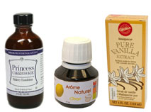 Pastes pures i aromes