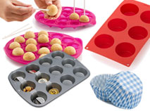 Cupcakes, muffins i pop cakes