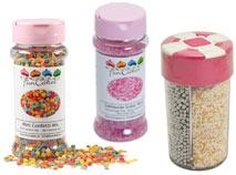 Sprinkles de sucre per decorar