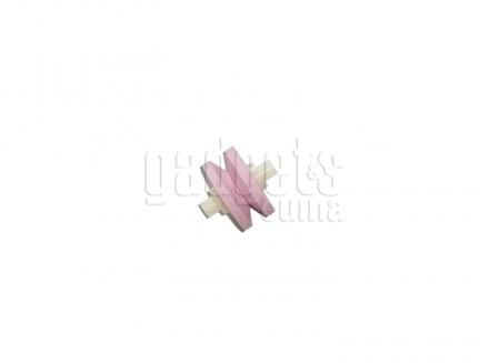 Rodes ceràmica esmolador Mino Sharp rosa