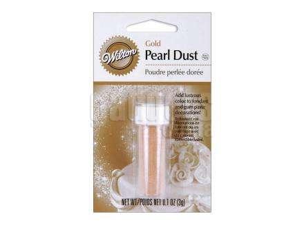 Colorant pols 3 g Golden dust or