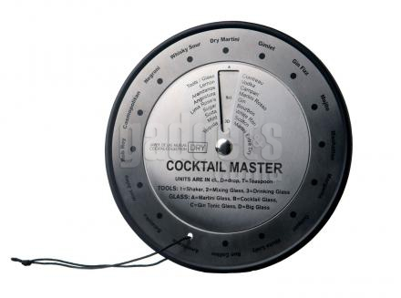Cocktail Master Dry collection inox