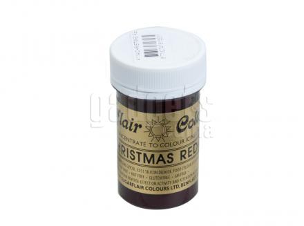 Colorant en pasta concentrat 25 g vermell nadal
