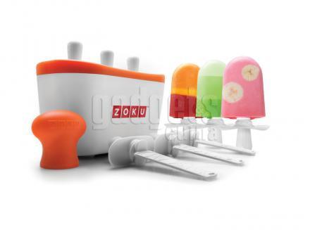 Màquina gelats Zoku triple