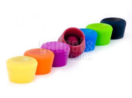 Set 2 taps vi silicona colors