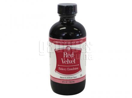 Emulsió LorAnn Red Velvet 112 ml