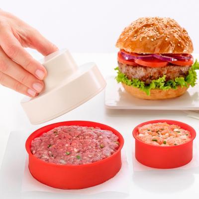 Motllo per a hamburgueses MyBurguer Lékué