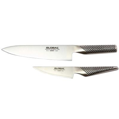 Set 2 ganivets Global Master Chef