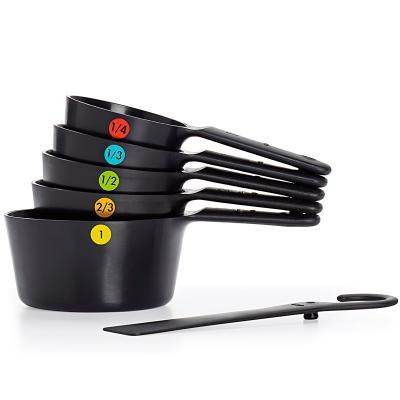 Joc 6 tasses mesuradores plàstic Oxo