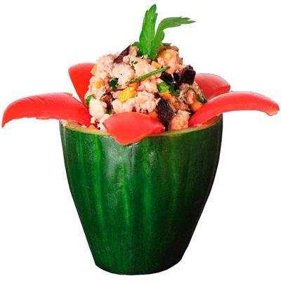 Buidador i treure cors fruites i verdures 3,5 cm