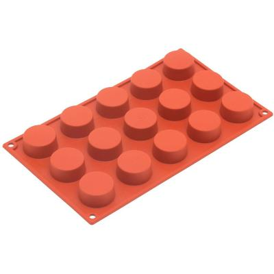 Motllo silicona petit fours 15 cav. x30 ml
