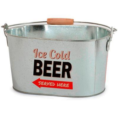 Galleda refredadora cerveses metall