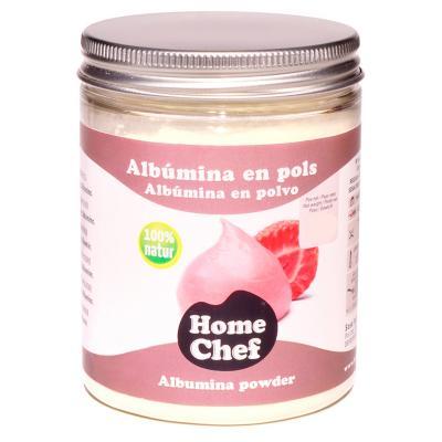 Albúmina d'ou en pols 50 g