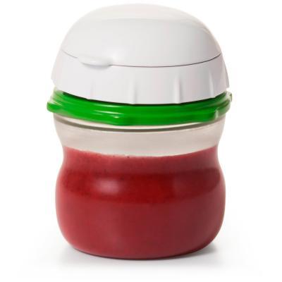 Ampolla silicona Oxo vinagreta amanides