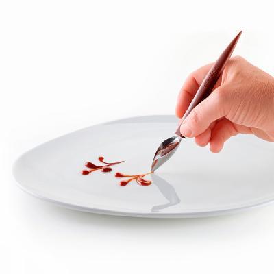 Joc de 2 plomes per escriure i decorar Spoon