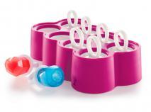 Motllo 8 gelats anells Zoku Ring Pops