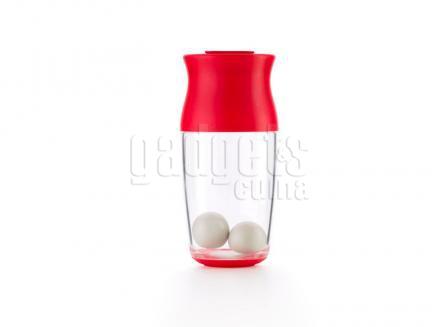 Coctelera per masses Shaker Vermell 700ml