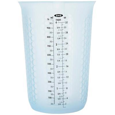 Gerra mesuradora silicona Oxo 1 L