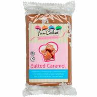 Fondant FunCakes sabor caramel salat 250 g