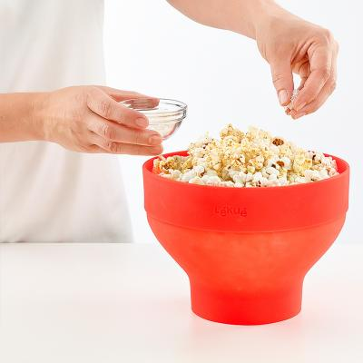 Pop Corn Crispetes Lékué plegable