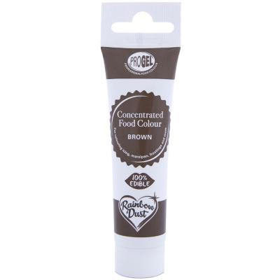 Colorant Pro Gel blister marró 25 g