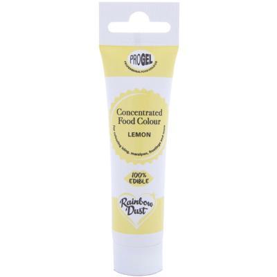 Colorant Pro Gel blister llimona 25 g