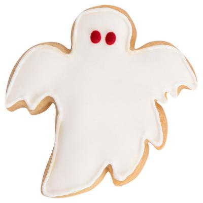 Tallador galetes fantasma amb ulls 6,5 cm