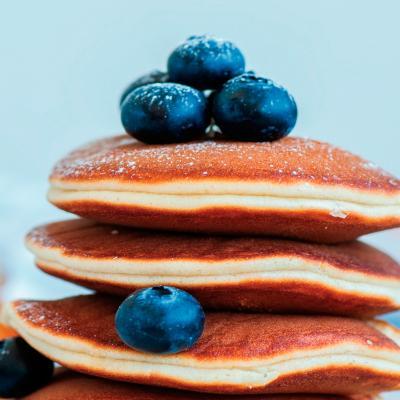 Paella per Pancakes i Blinis x7