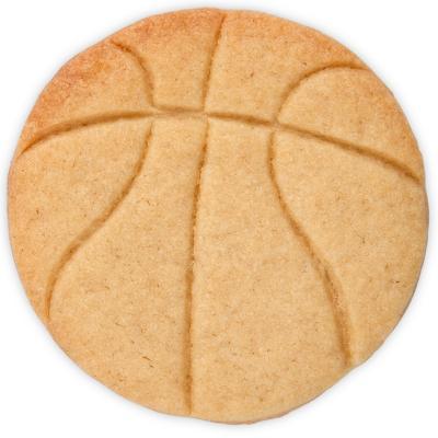 Tallador galetes Pilota bàsquet 6 cm