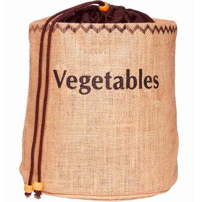 Bossa de sac guardar vegetals