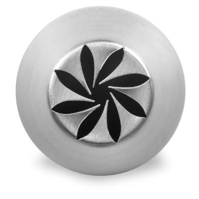 Boquilla Flor corba 17 mm