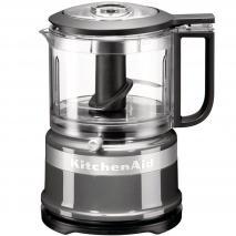Robot picador Kitchen Aid 5KFC351 plata oscuro