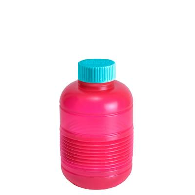 Ampolla plegable Squeasy 700 ml Passion fúcsia