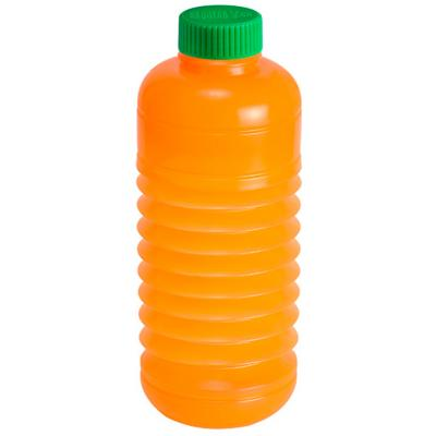Ampolla plegable Squeasy 700 ml Rabbit taronja