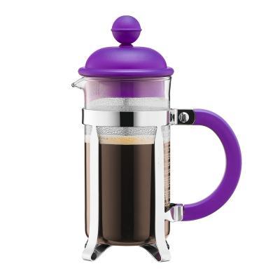 Cafetera tetera Bodum Caffetiera 350 ml lila