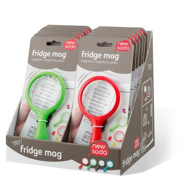 Lupa magnètica Fridge Mag