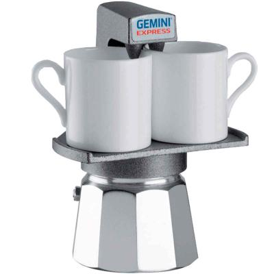 Cafetera italiana Gemini Express 1-2 tasses