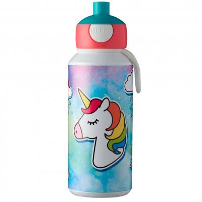 Ampolla pop-up 400 ml unicorn