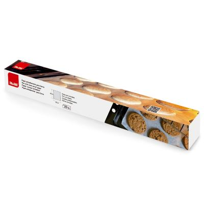 20 làmines paper forn antiadherent 42x38 cm