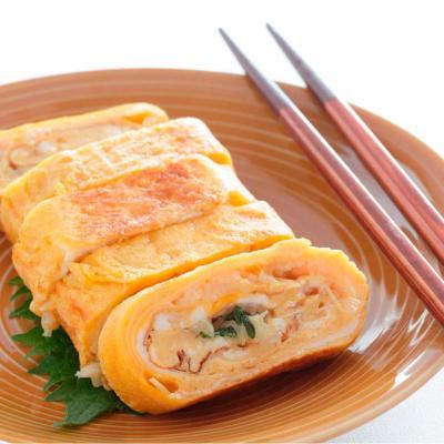 Paella per tamagoyaki rectangular