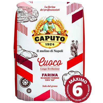 Farina Caputo 00 pizza llarga fermentació cuoco