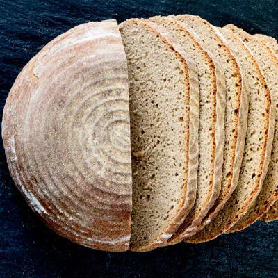 Banetton cistell rattan per fermentar  pa rodó 23