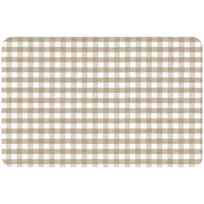 Individual pp Living squares blanc