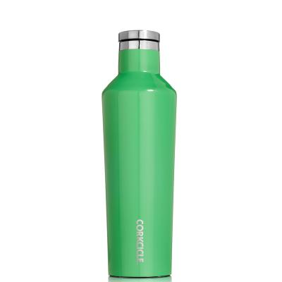 Ampolla tèrmica acer Corkcicle 475 ml verd Caribe